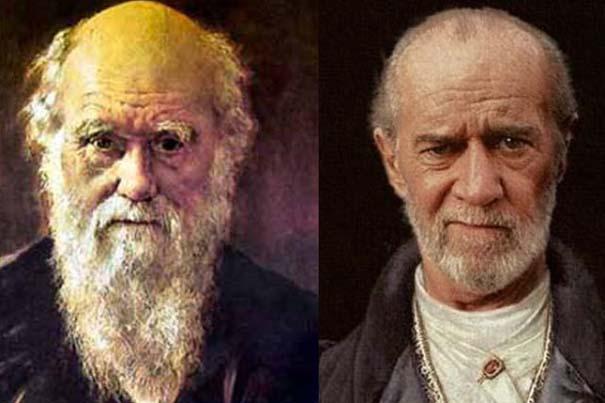 Διάσημοι που μοιάζουν με ιστορικά πρόσωπα (5)