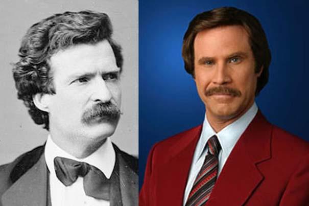 Διάσημοι που μοιάζουν με ιστορικά πρόσωπα (11)