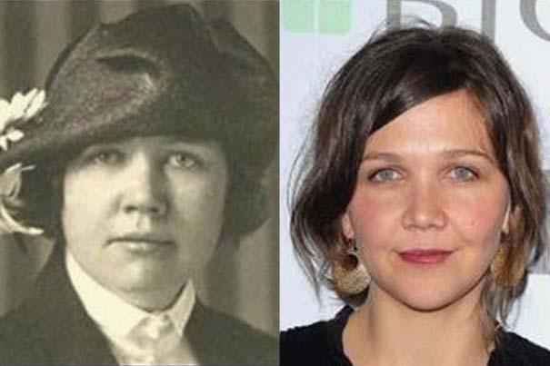 Διάσημοι που μοιάζουν με ιστορικά πρόσωπα (13)