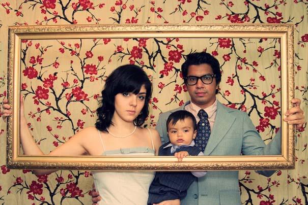 12 δημιουργικά οικογενειακά πορτραίτα (5)