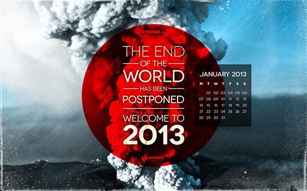 Wallpapers ημερολόγια Ιανουαρίου 2013 (1)