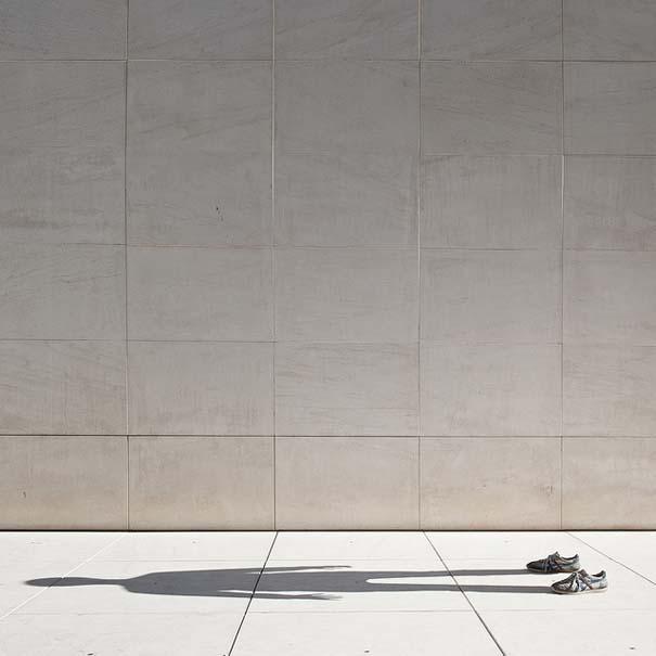 Φωτογράφος απαθανατίζει τη σκιά του (3)