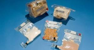 Γεύματα που φτιάχτηκαν για το διάστημα