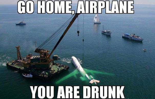 Go Home, You're Drunk (3)