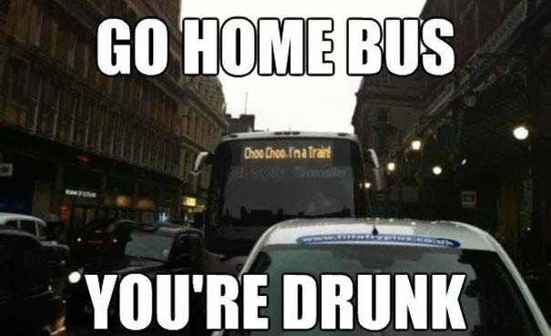 Go Home, You're Drunk (4)