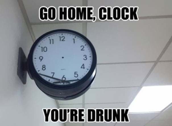 Go Home, You're Drunk (14)