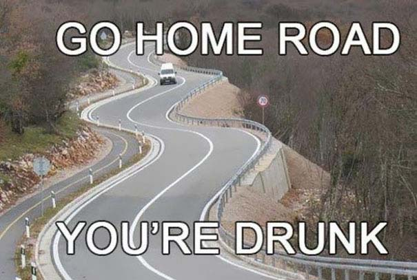 Go Home, You're Drunk (20)