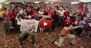 Harlem Shake σε οίκο ευγηρίας (Video)