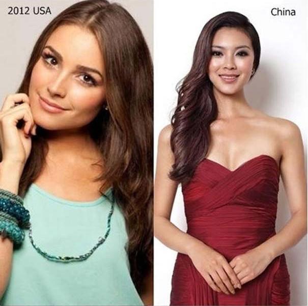 Μια δεκαετία διαγωνισμών ομορφιάς: Miss Universe vs Miss World (8)