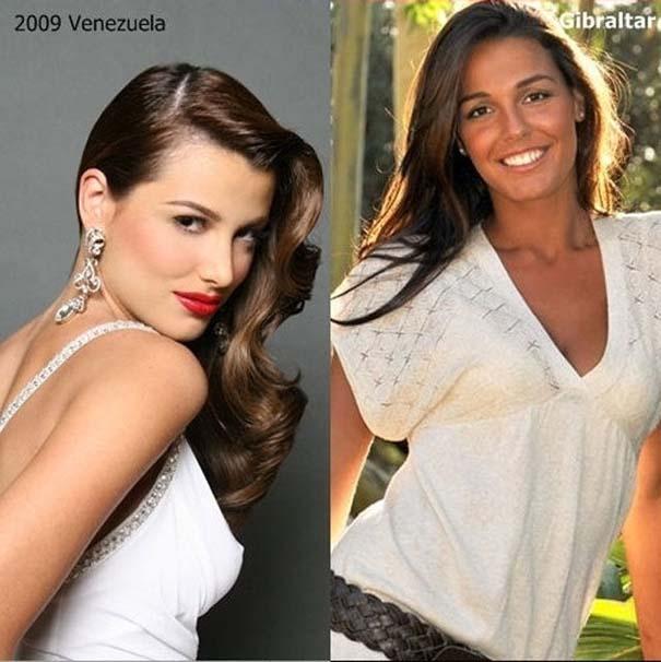 Μια δεκαετία διαγωνισμών ομορφιάς: Miss Universe vs Miss World (9)