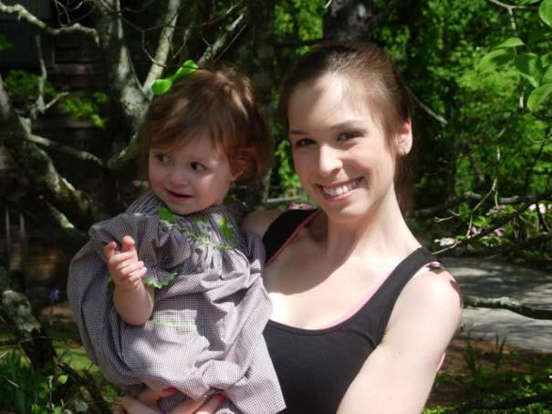 Μητέρα και κόρη σε μια απίστευτη ιστορία αδυνατίσματος (8)