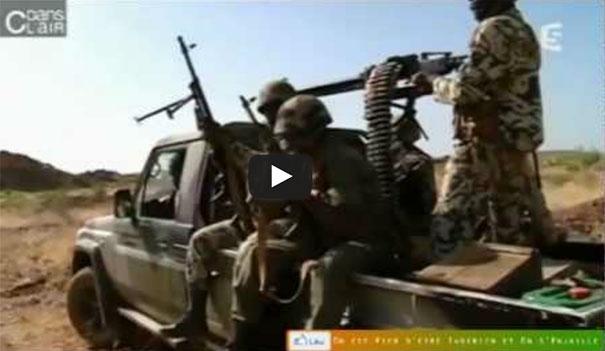 Πως κάνουν οικονομία στις σφαίρες οι στρατιώτες στο Μάλι
