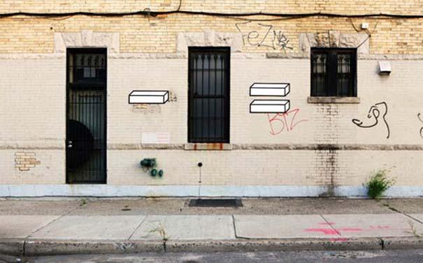 Όταν η τέχνη του δρόμου συνάντησε τα μαθηματικά (4)
