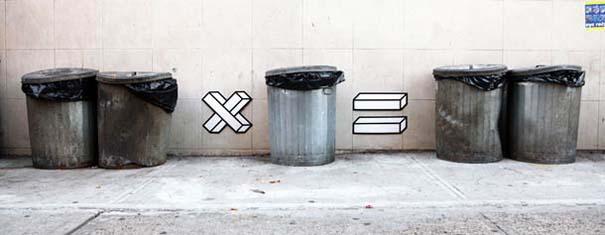 Όταν η τέχνη του δρόμου συνάντησε τα μαθηματικά (7)