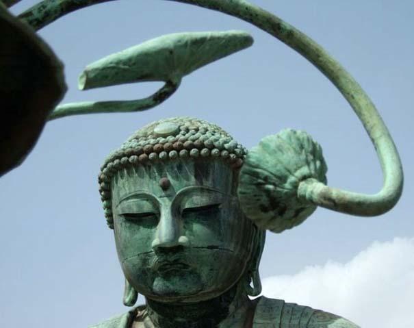 Παράξενα γλυπτά & αγάλματα (16)