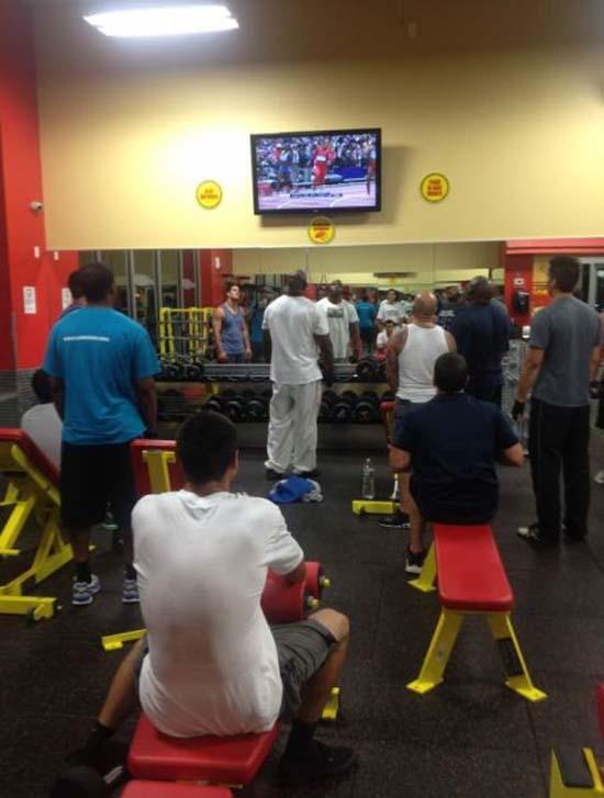 Παράξενες & αστείες στιγμές στο γυμναστήριο (5)