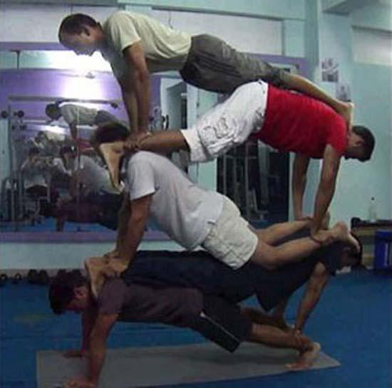 Παράξενες & αστείες στιγμές στο γυμναστήριο (33)