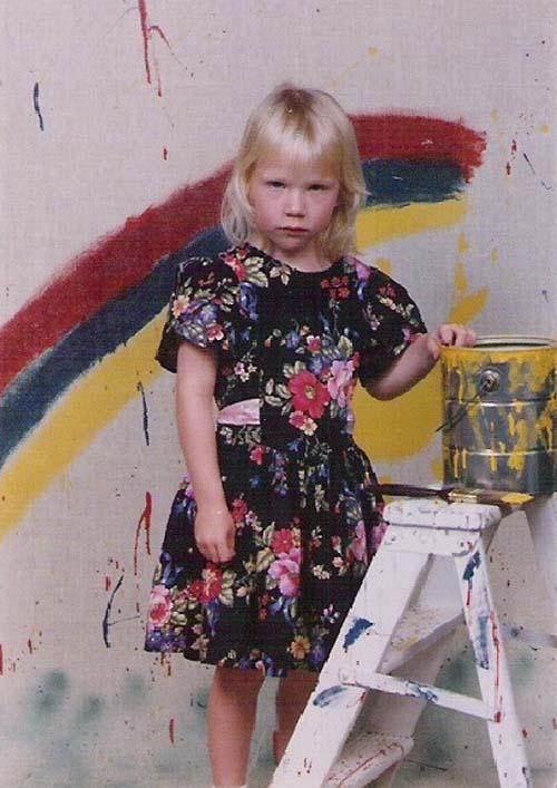 Περίεργες παιδικές φωτογραφίες (25)