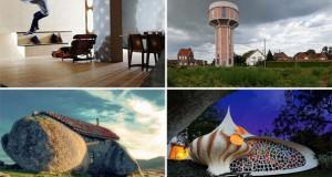 10 από τα πιο ασυνήθιστα σπίτια στον κόσμο