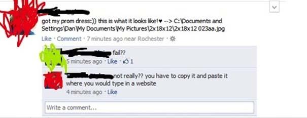 Τα πιο χαζά πράγματα που έχουν γραφτεί στο Internet (1)