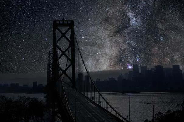 Διάσημες πόλεις βυθισμένες στο σκοτάδι (1)
