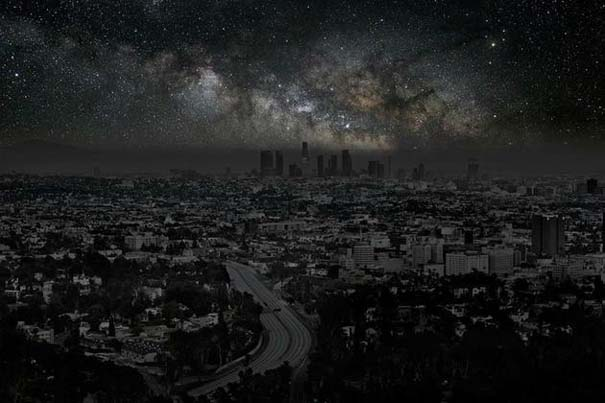 Διάσημες πόλεις βυθισμένες στο σκοτάδι (3)
