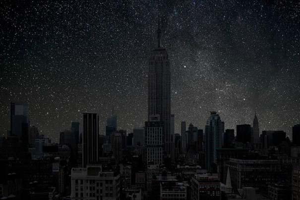 Διάσημες πόλεις βυθισμένες στο σκοτάδι (4)