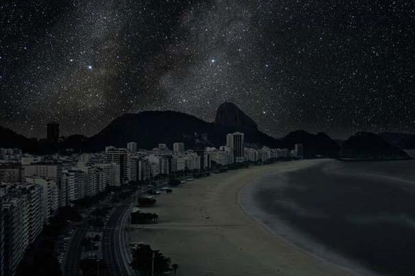 Διάσημες πόλεις βυθισμένες στο σκοτάδι (6)