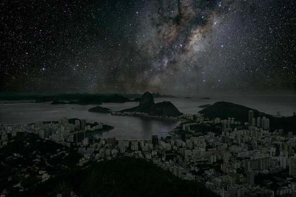 Διάσημες πόλεις βυθισμένες στο σκοτάδι (7)