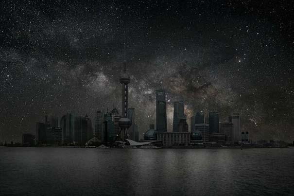Διάσημες πόλεις βυθισμένες στο σκοτάδι (8)