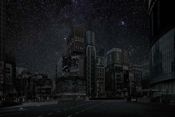 Διάσημες πόλεις βυθισμένες στο σκοτάδι (9)