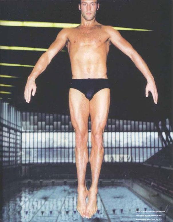 Αναγνωρίζετε αυτόν τον πρώην αθλητή και νυν σταρ του Hollywood; (1)