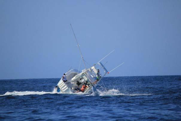 Ψάρι εναντίον σκάφους: Ποιο θα υπερισχύσει; (5)