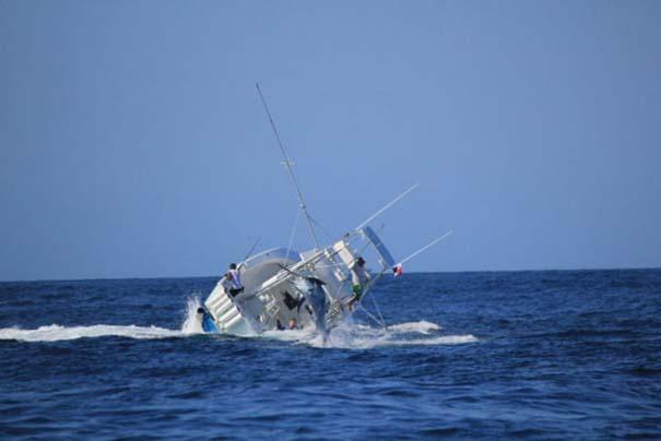 Ψάρι εναντίον σκάφους: Ποιο θα υπερισχύσει; (6)