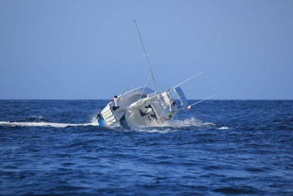 Ψάρι εναντίον σκάφους: Ποιο θα υπερισχύσει; (7)