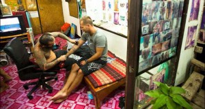 Πως γίνονται τα Bamboo Tattoos