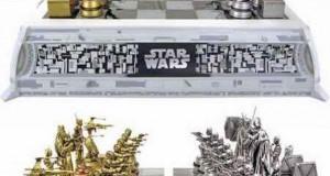 Σκάκι σε παράξενες και ασυνήθιστες μορφές #2