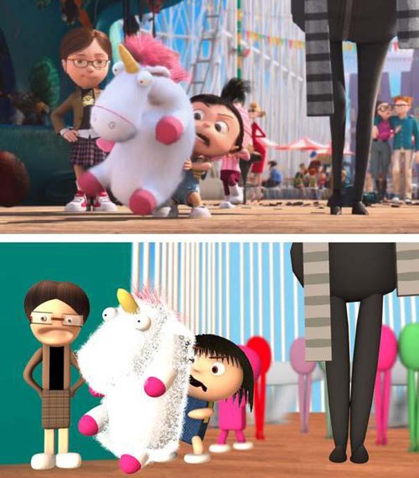 Πως θα ήταν οι ταινίες κινουμένων σχεδίων αν είχαν μηδαμινό κόστος (5)