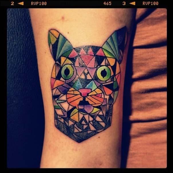 Τατουάζ με γάτες (8)