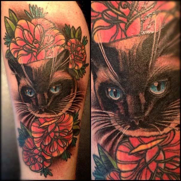 Τατουάζ με γάτες (16)