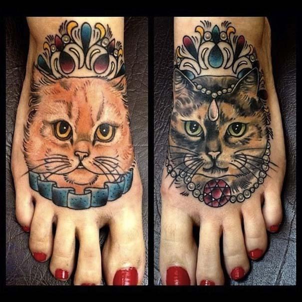 Τατουάζ με γάτες (18)