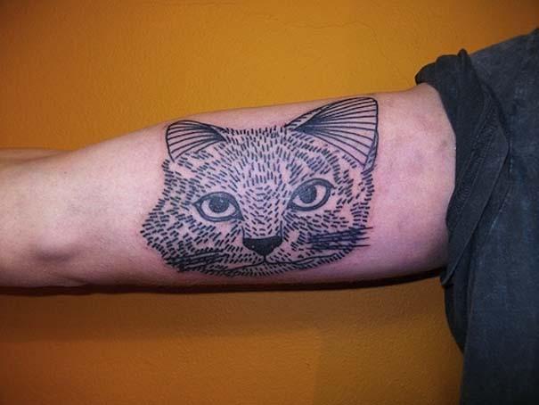 Τατουάζ με γάτες (19)