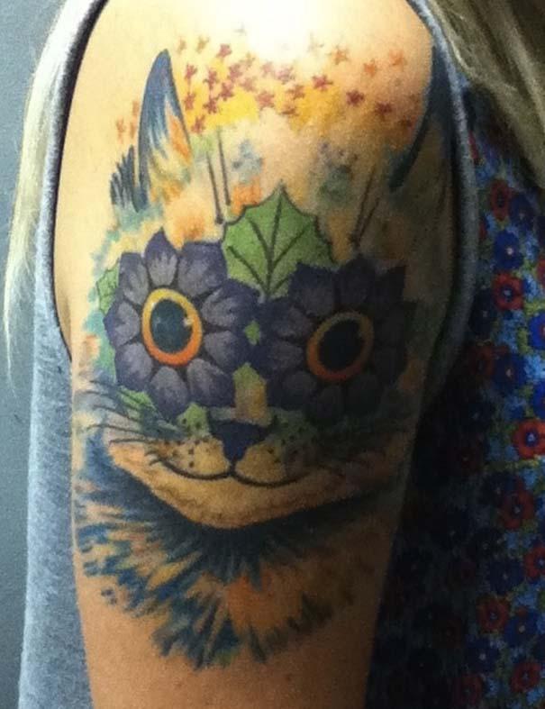 Τατουάζ με γάτες (34)