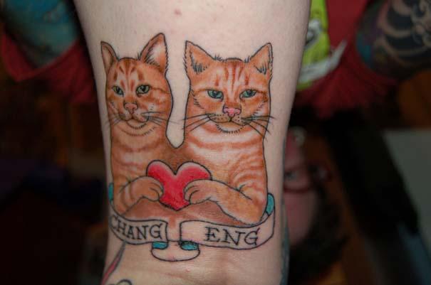 Τατουάζ με γάτες (36)