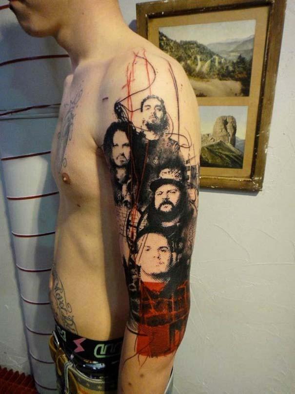 Τατουάζ που μοιάζουν βγαλμένα από το Photoshop (7)