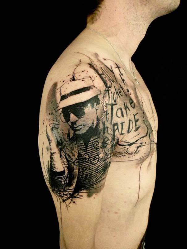 Τατουάζ που μοιάζουν βγαλμένα από το Photoshop (9)