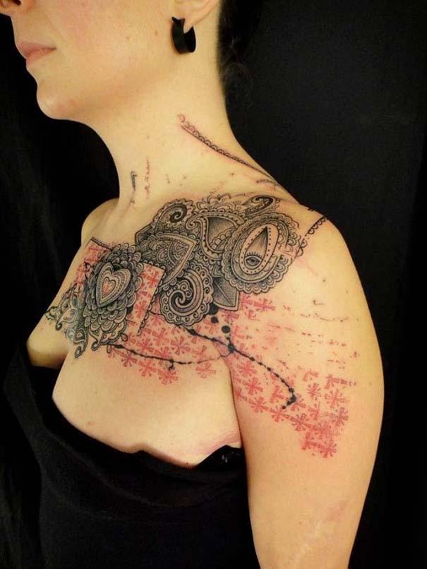 Τατουάζ που μοιάζουν βγαλμένα από το Photoshop (10)