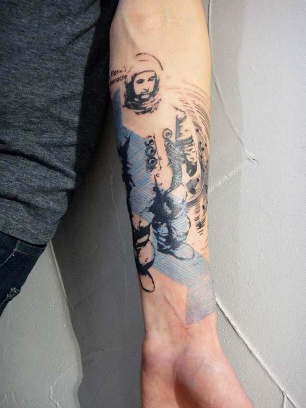 Τατουάζ που μοιάζουν βγαλμένα από το Photoshop (11)
