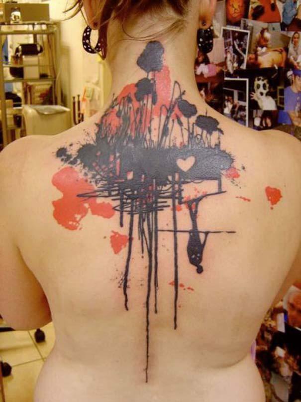 Τατουάζ που μοιάζουν βγαλμένα από το Photoshop (3)