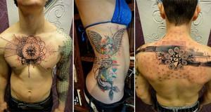 27 ακόμη τατουάζ που μοιάζουν βγαλμένα από το Photoshop